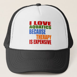 Aquatics Designs Trucker Hat