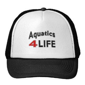 Aquatics For Life Cap