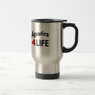 Aquatics For Life Stainless Steel Travel Mug