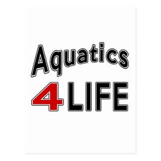 Aquatics For Life Postcard