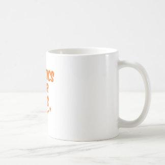 Aquatics Never Stops Mugs