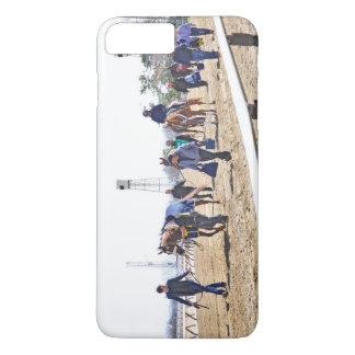 Aqueduct's Top Horses heading to the Paddock iPhone 7 Plus Case