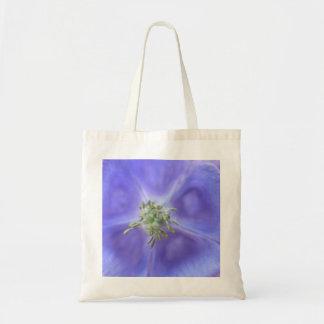 Aquilegia Flower Budget Tote Bag