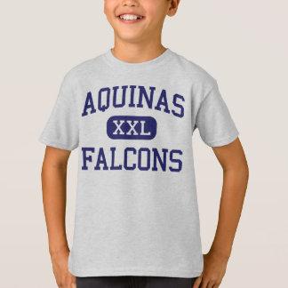 Aquinas - Falcons - High - San Bernardino T-Shirt