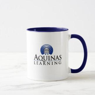 Aquinas Learning Mug