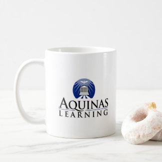 Aquinas Learning Plain Mug