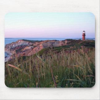 Aquinnah Sunset and Lighthouse Mousepad