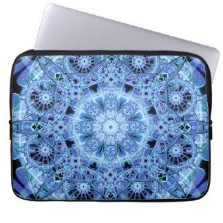 Aquis Mandala Laptop Sleeves