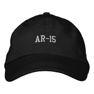 AR-15 EMBROIDERED BASEBALL CAPS