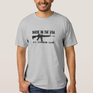 AR-15 - Made in the USA Shirt