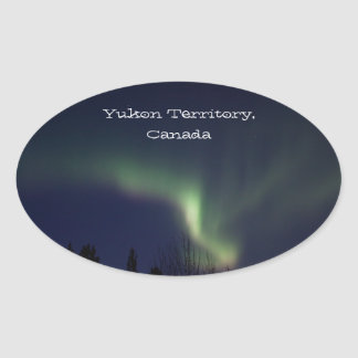 AR Aurora Reaching Stickers