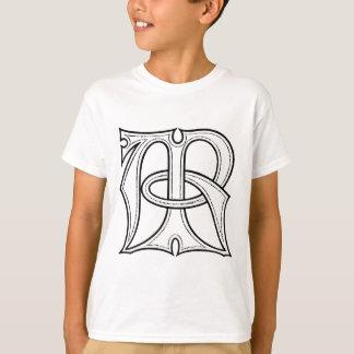 AR Monogram T-Shirt