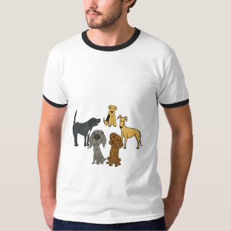 AR- Walking Buddies T-shirt