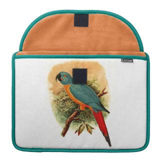 "Ara Erythrura Rickshaw MacBook Pro Sleeves 13"""