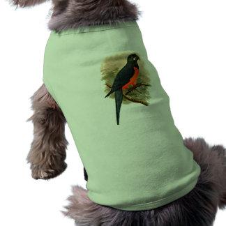 Ara Martinicus Doggie Ribbed Tank Top Dog Tee Shirt
