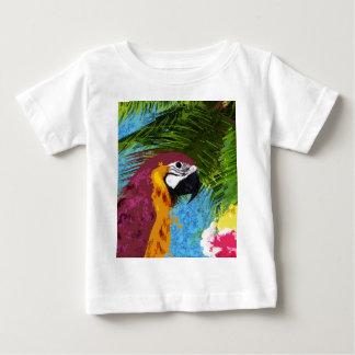 Ara parrot baby T-Shirt