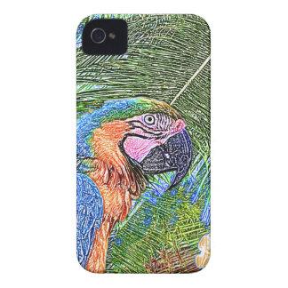 Ara parrot iPhone 4 covers