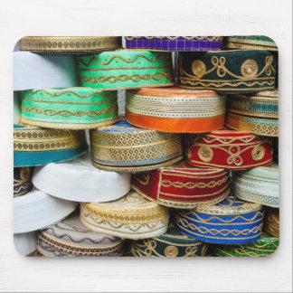 Arab Caps At Market Mouse Pad