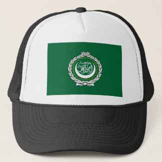 Arab League flag symbol islamic muslim Trucker Hat