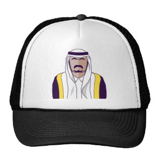 Arab Prince vector Cap