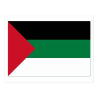 Arab Revolt Flag Postcard