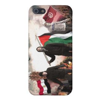 ARAB REVOLUTION 2011 iPhone 5/5S COVERS