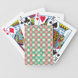 arabesque bicycle playing cards