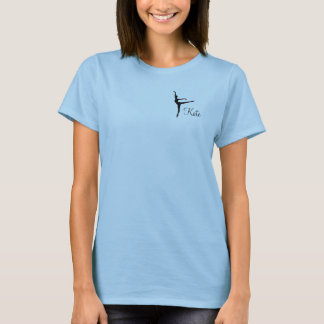 Arabesque Light T-shirt with Name