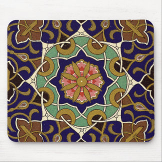 Arabesque Medallion Mousepad