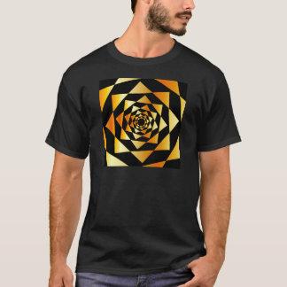 Arabesque motif T-Shirt