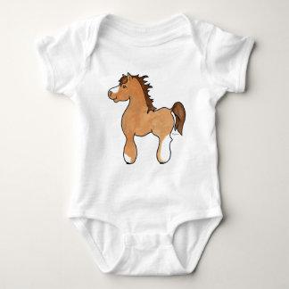 Arabian CommPony Baby Bodysuit