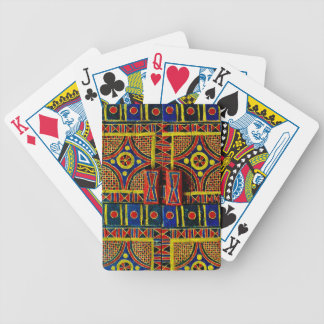 Arabian Door Bicycle Playing Cards