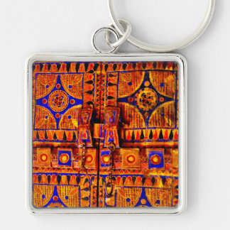 Arabian Door Key Ring