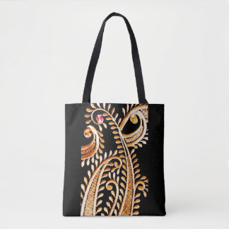 Arabian Dress Tote Bag
