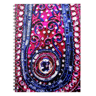 Arabian Embroidery Notebooks