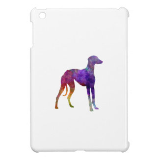 Arabian Greyhound in watercolor Case For The iPad Mini