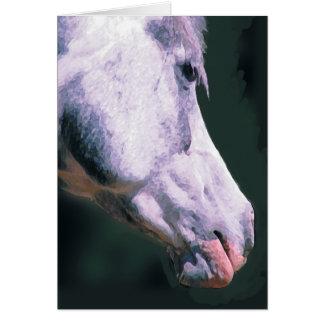 Arabian Head 'Beautiful Boy' Card