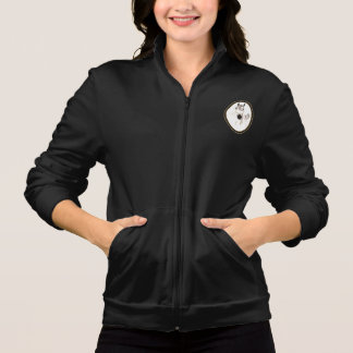 Arabian Horse Cameo Custom Zip Fleece Jogger