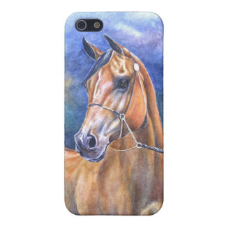 Arabian Horse iPhone Case Case For The iPhone 5