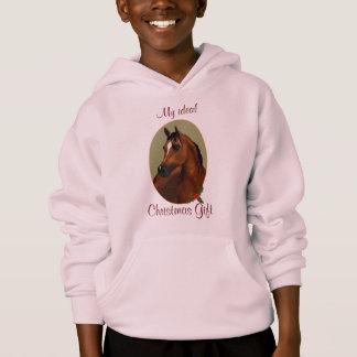 Arabian Horse My Ideal Christmas Gift Shirt