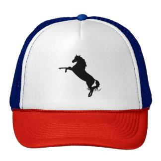 Arabian Horse Silhouette Cap