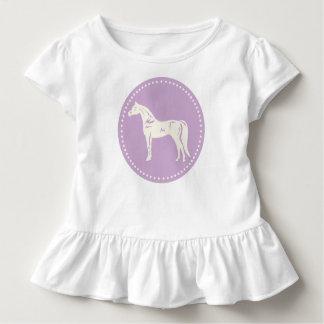 Arabian Horse Silhouette Toddler T-Shirt