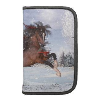 Arabian Horse Smartphone Case Folio Folio Planner