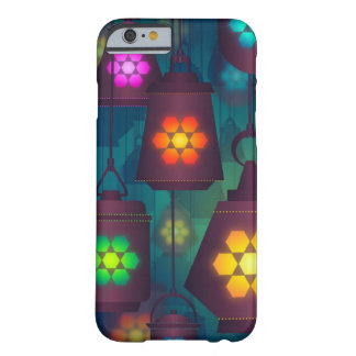 Arabian Lanterns Middle Eastern design Barely There iPhone 6 Case