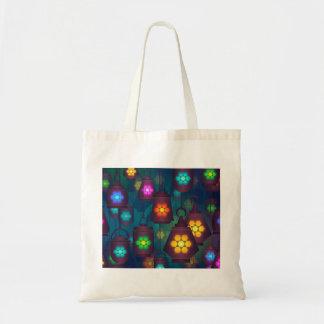 Arabian Lanterns Middle Eastern design Tote Bag