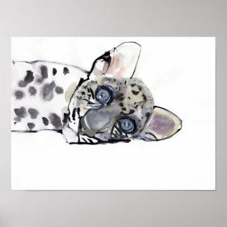 Arabian Leopard 2008  3 Poster