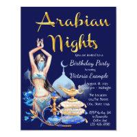 Arabian Nights Invitations Announcements Zazzlecomau