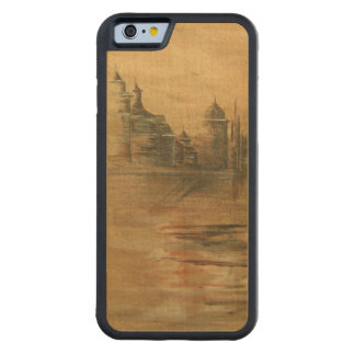 arabian nights painting orient arabic story tale maple iPhone 6 bumper
