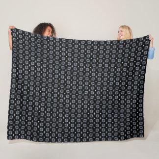 Arabian Nitro Galaxy Satin Pattern Fleece Blanket