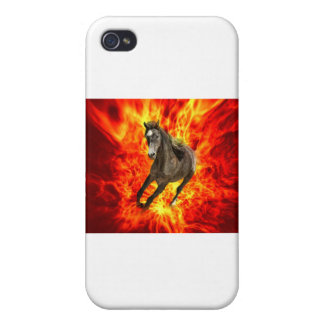 Arabian on fire iPhone 4 cover